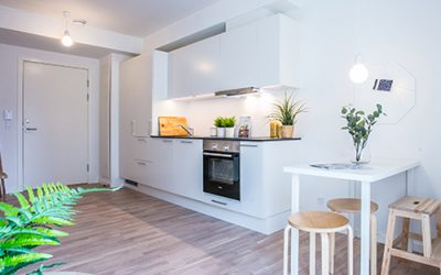 Åbent hus på Peter Sabroes Gade